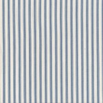 Choose Your Fabric:: Blue/White Ticking