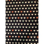 Choose Your Fabric:: Blue Hearts Flannel