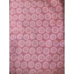 Choose Your Fabric:: Pink Daisies Flannel