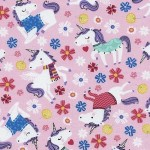 Choose Your Fabric:: Unicorns