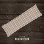 Choose Your Fabric:: Plaid Linen