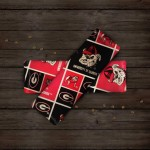 Choose Your Fabric:: GA Bulldogs