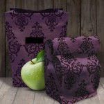 Choose Your Fabric:: Purple Damask