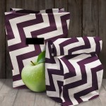 Choose Your Fabric:: Purple Chevron