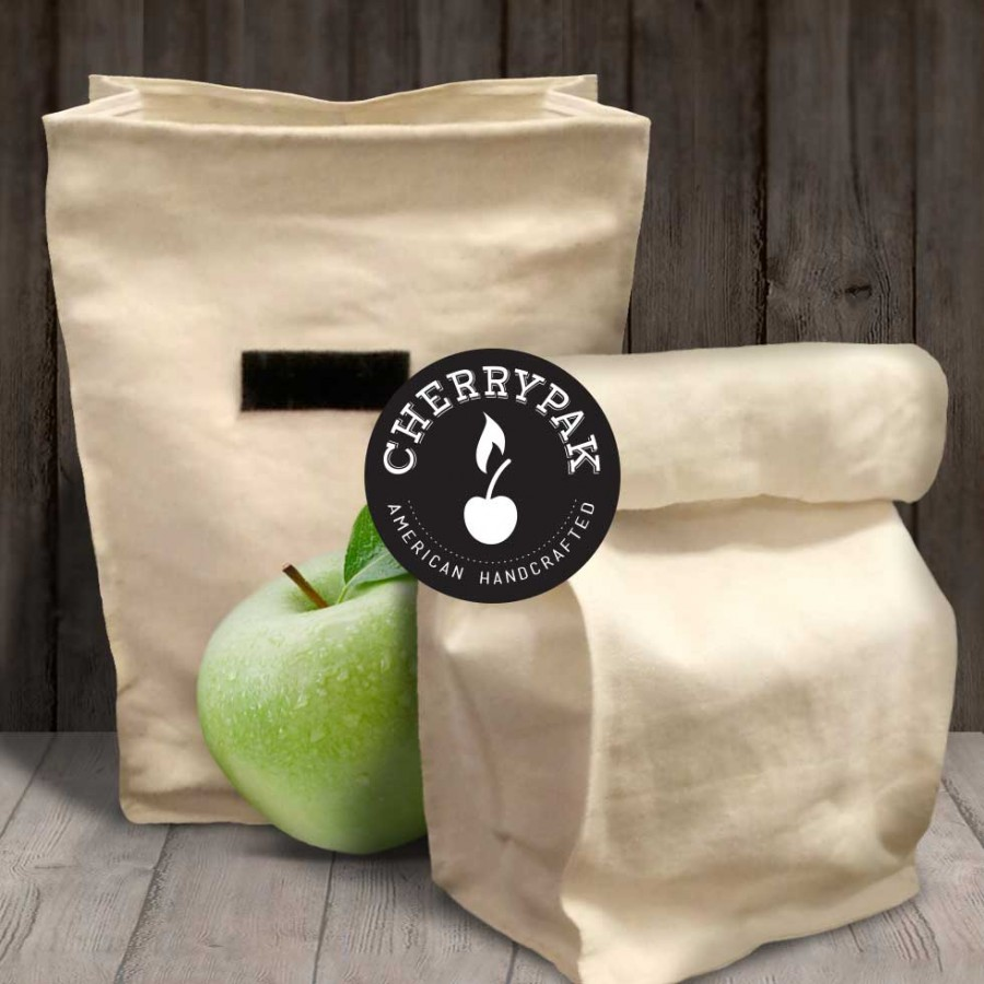 Reusable Lunch Bag Cherrypak