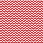 Choose Your Fabric:: Red Chevron