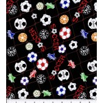 Choose Your Fabric:: Soccer